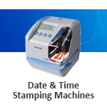Date & Time Stamping Machines