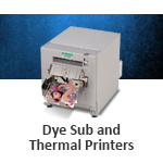 Dye Sub and Thermal Printers