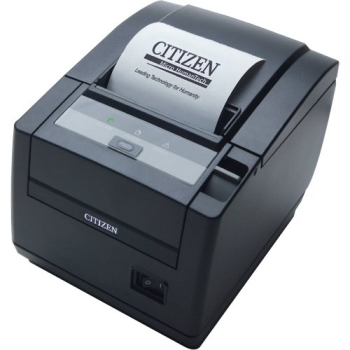 Citizen CT-S601 203 dpi Receipt Printer USB, 8 Dots/mm, Black