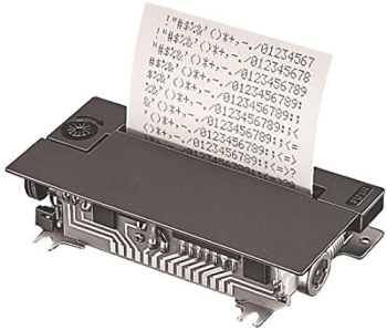 Epson M-160 57.5mm 5V Ultra Compact Impact Mechanism Printer