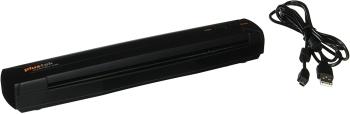 Plustek S400 600 x 600 DPI A4 Black Mobile Office Sheet-Fed Scanner