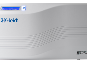 Heidi CP55-S Single Sided ID Card Printer