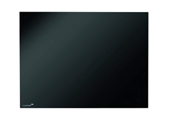 Legamaster 7-104654 90 x 120 cm Coloured Glassboard- Black