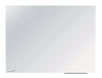 Legamaster 7-104554 90 x 120 cm Coloured Glassboard- White