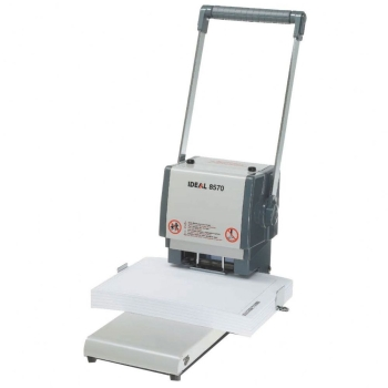 IDEAL 8570 Heavy-Duty Hole Paper Punching Machine