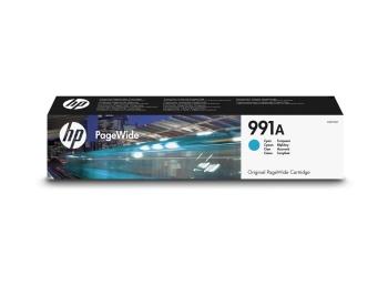 HP 991A Cyan Original PageWide Cartridge