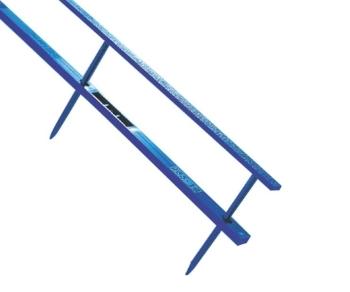 GBC 9741636 VeloBind Binding Strips 45mm Blue