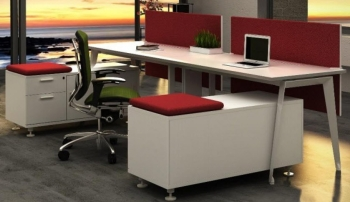 Office Centre ALX-WS2-1507 Workstation
