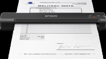 Epson B11B252401 WorkForce ES-50 Mobile scanner