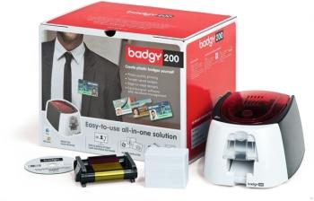 Evolis Badgy 200 Card Printer