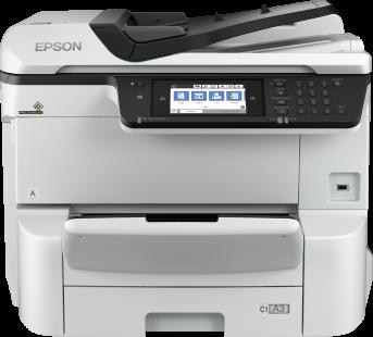 Epson WorkForce Pro WF-C8690DWF A3 business Inkjet Printer
