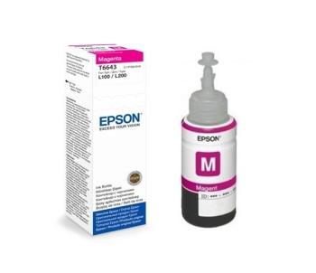 Epson T6643 70 ml Magenta Ink Bottle