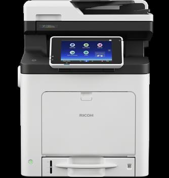 Ricoh SP-C360SFNw Color LED Multifunction Printer