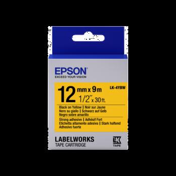 Epson Label Cartridge Strong Adhesive LK-4 Series 12mm (9m)