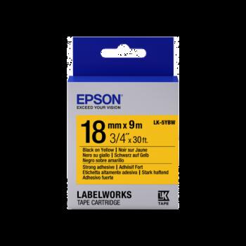 Epson Label Cartridge Strong Adhesive LK-5 Series 18mm (9m)