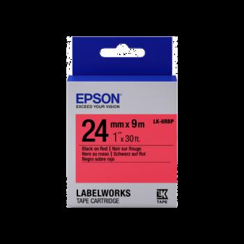 Epson Label Cartridge Pastel LK-6 Series 24mm (9m)