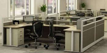 Office Centre C60 Workstation