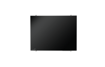 Legamaster 7-104663 100 x 150 cm Coloured Glassboard- Black