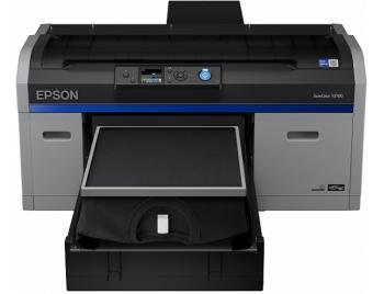 Epson SureColor SC‑F2100 (4C) Versatile DTG Printer