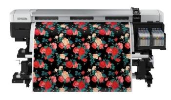 Epson SureColor SC-F9200 (hdK) 64-inch Dye Sub Printer