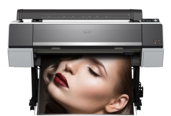 Epson SureColor SC-P9000 Violet Spectro Proofer and Photo Printer