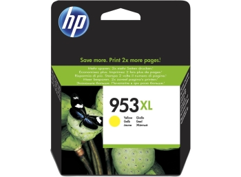HP 953XL High Yield Yellow Original Ink Cartridge