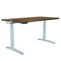 Fellowes Levado Desk and Top Walnut (1800mm x 800mm)