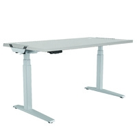 Fellowes Levado Desk and Top Grey (1800mm x 800mm)
