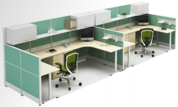 Office Centre HK60-WS1-1506 Workstation
