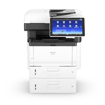 Ricoh IM350 All In One B/W MultiFunctions Printer