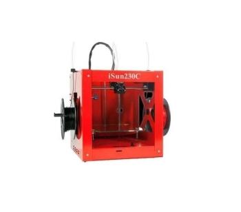 iSun Builder230c Single Extruder 3D Printer