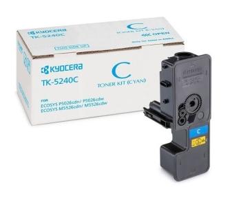 Kyocera TK-5240C Cyan Original High Capacity Toner