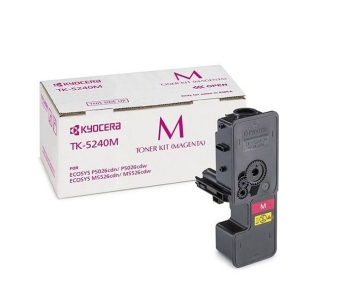 Kyocera TK-5240M Magenta Original High Capacity Toner