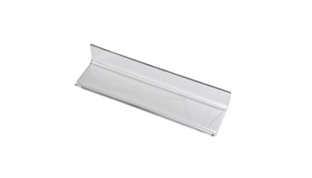 Legamaster 7-126800 Transparent 200mm Marker Tray for Glassboards