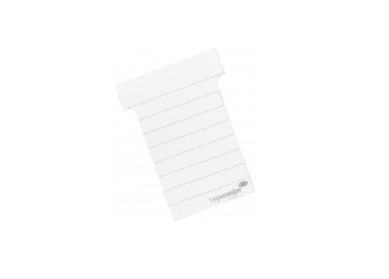 Legamaster 475219 T-Cards 70 mm 100 Pieces White