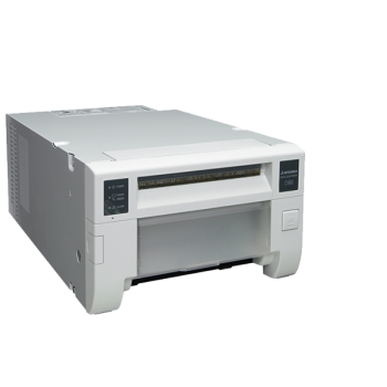 Mitsubishi CP-D80DW Rewind Function Thermal Transfer Color Photo Printer