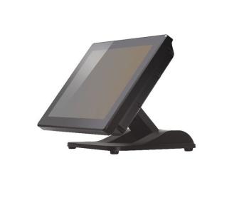 """P2+ C190-J 15"""" Touch Terminal Fanless (Trail Quad Core Celeron J1900, 4GB, 120G HDD, 2.42Ghz)"""