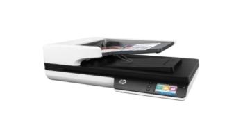 HP 4500 fn1 ScanJet Pro Network Scanner