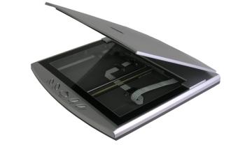 Plustek Optic Slim 550 Plus Special 45 Degree Hinge Scanner