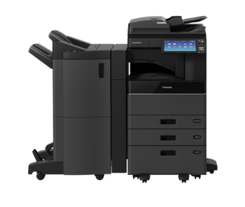 Toshiba e-Studio 2010AC A4 Color Multifunction Printer.