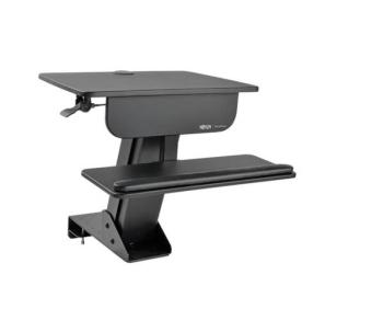Tripp Lite WorkWise Standing Desk-Clamp Workstation