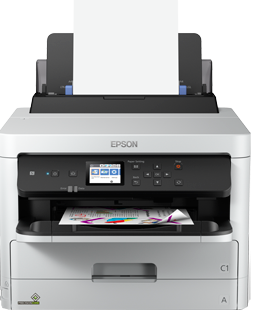 Epson C11CG06402BY WF-C5210DW Fast small workgroup printer