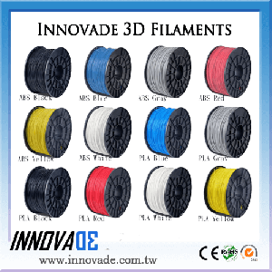 Innovade High Quality Colorful ABS Filament